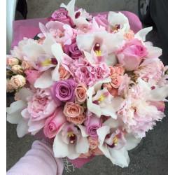 Букет «Царские орхидеи»